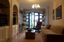 Namješten stan sa baštom, Gorica C, kompletno namješten