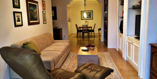 Nice apartment with small garden, Gorica C, fully furnished