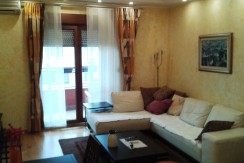 One bedroom apartment, 55m2, fully furnished