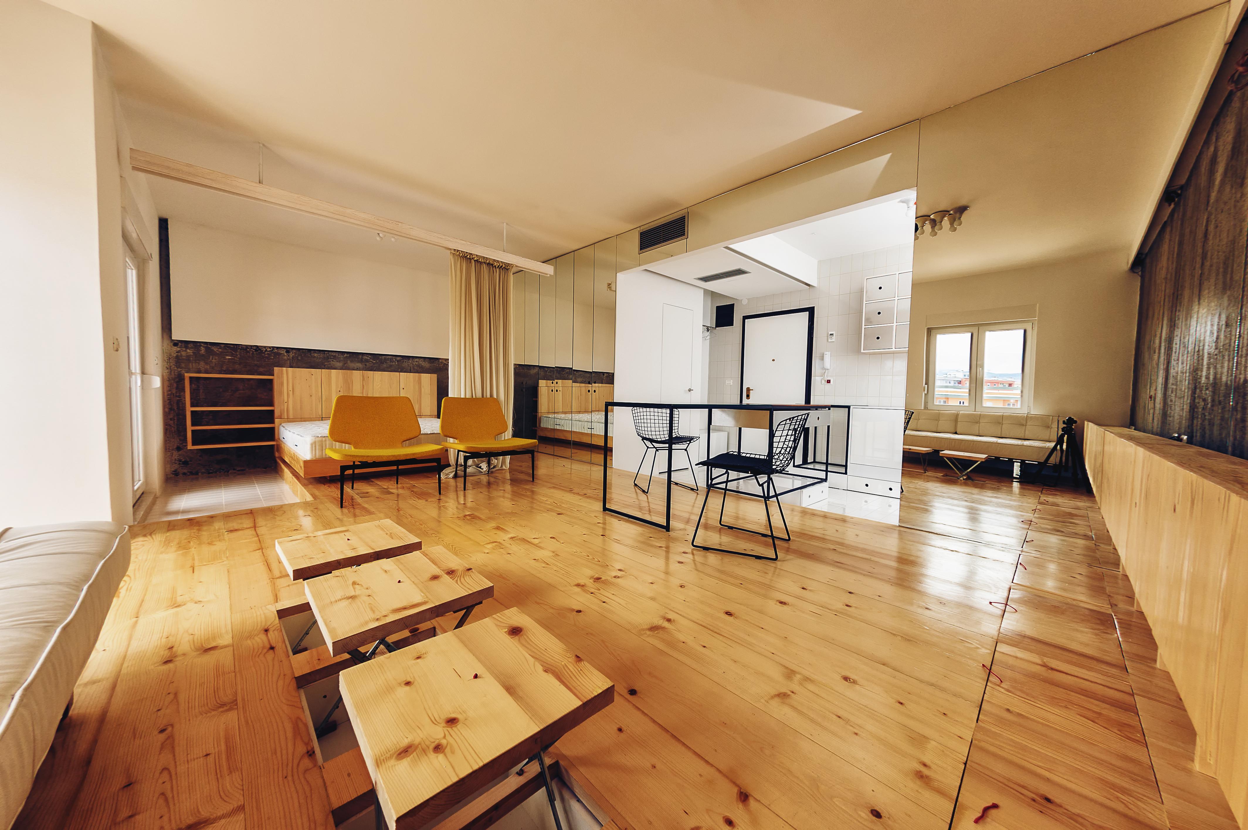Nice flat – City quart, 52m2, furnished