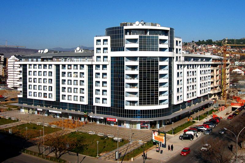 Luxury apartment 205m2, 2 garage, business zone