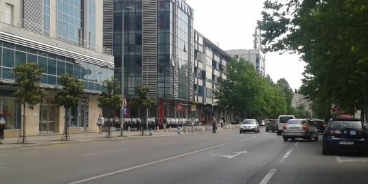 Apartment 84m2, city center, top floor, 2 bedrooms