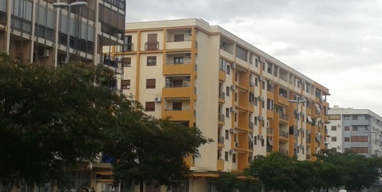 Apartment 41m2, first floor, unfurnished