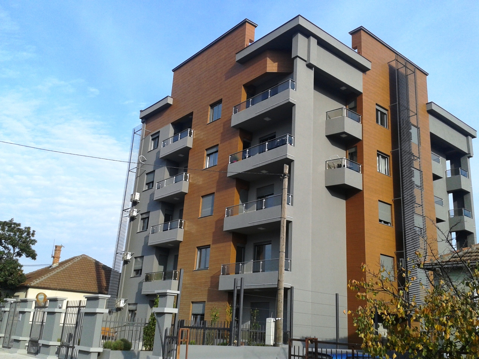 Apartment 45m2, new buiding, City center, Ljubovic
