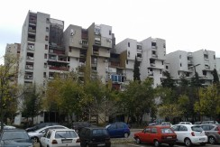 Apartment 92m2, three bedrooms, Blok 5