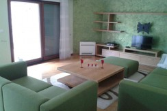 Apartment 150m2 with garden, City center, fully furnished