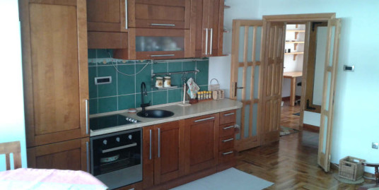 Apartment 70m2, downtown, fully furnished