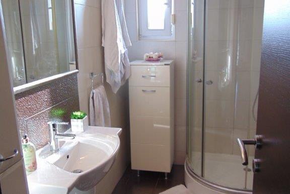 Bathroom 1 downstairs a
