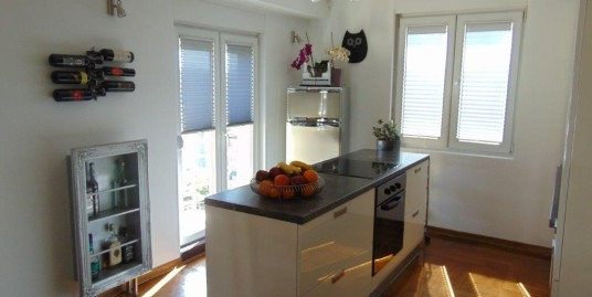 Duplex, 80m2, two bedrooms, fully furnished