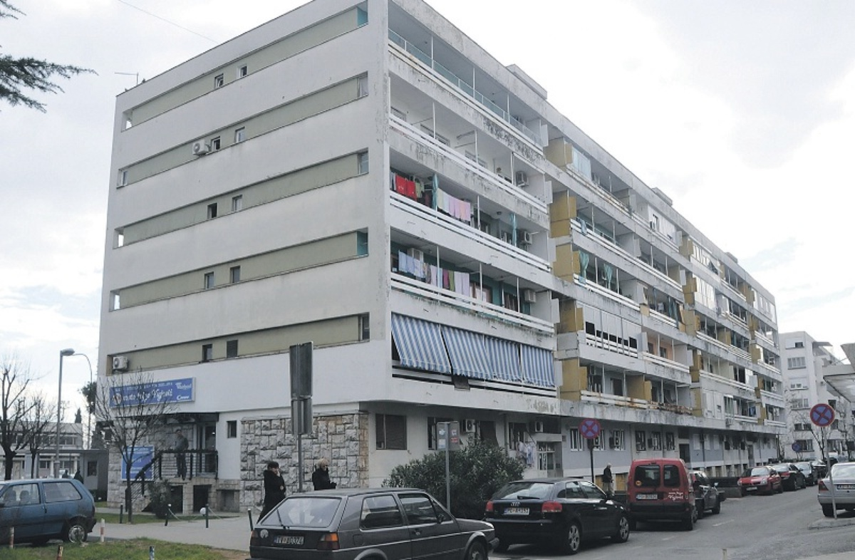 Flat for sale 71m2, Preko Morače, nice location