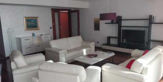 Flat for rent 150m2 – nice location – furnished – garage