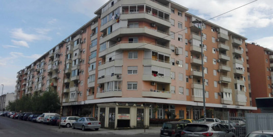 Commercial space 75m2, S.Aerodrom, the corner of the building