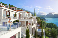 Budva – Rezevici – Villa complex – Villas for sale