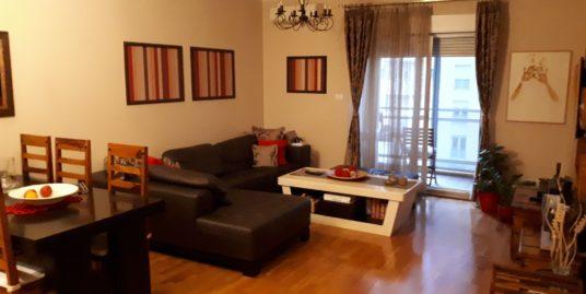 Flat for sale 112m2 – three bedrooms – garage – furnished – City quart