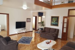 Flat for rent 142m2 – duplex – furnished – near the river