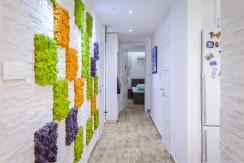 Flat for rent – two bedroom – furnished – Blok 5